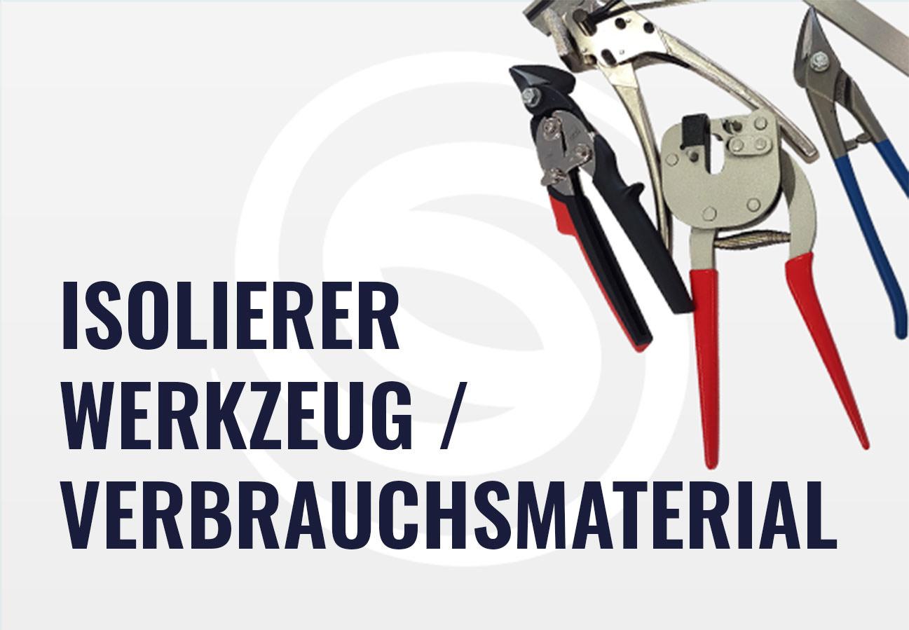 Isolierer Werkzeug